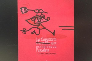 La Farsa escenificarà l'obra de teatre infantil 'La caputxeta que escombrava l'escaleta', a Berga