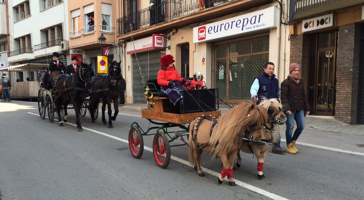 Puig-reig viu una lluïda i participada festa de La Corrida