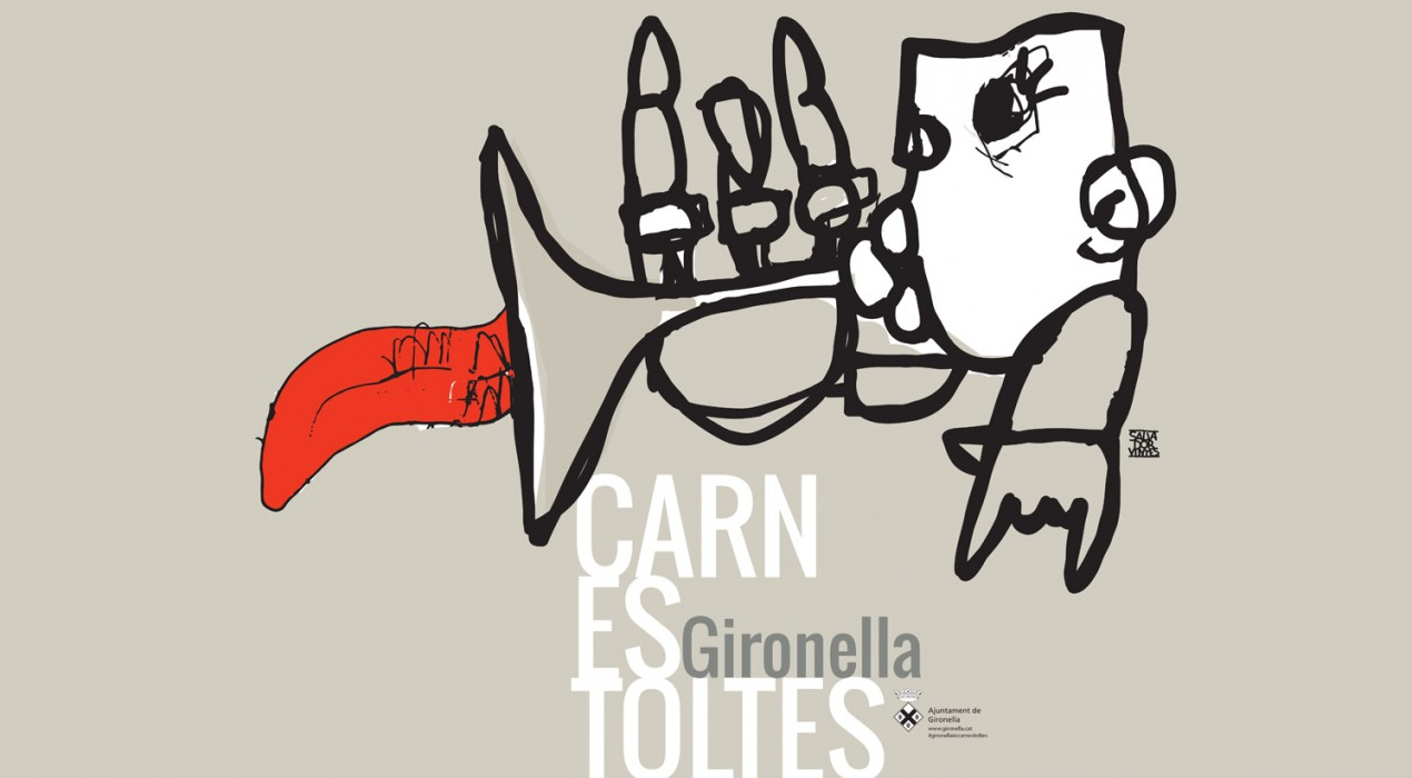 El Carnestoltes de Gironella aspira a ser una celebració de referència al Berguedà