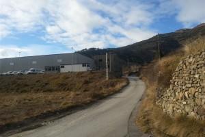 L'activitat d'Espuña a la Pobla començarà a l'abril, i prèviament s'arranjarà l'accés al polígon
