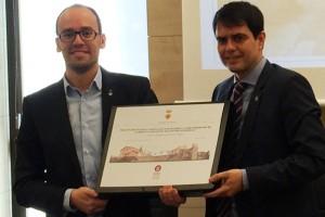 Gironella estrenarà enguany l'ascensor d'accés al nucli històric