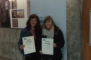 L'estudiant Paula Font de Gironella guanya el segon premi del concurs per a Treballs de Recerca de l'APAC