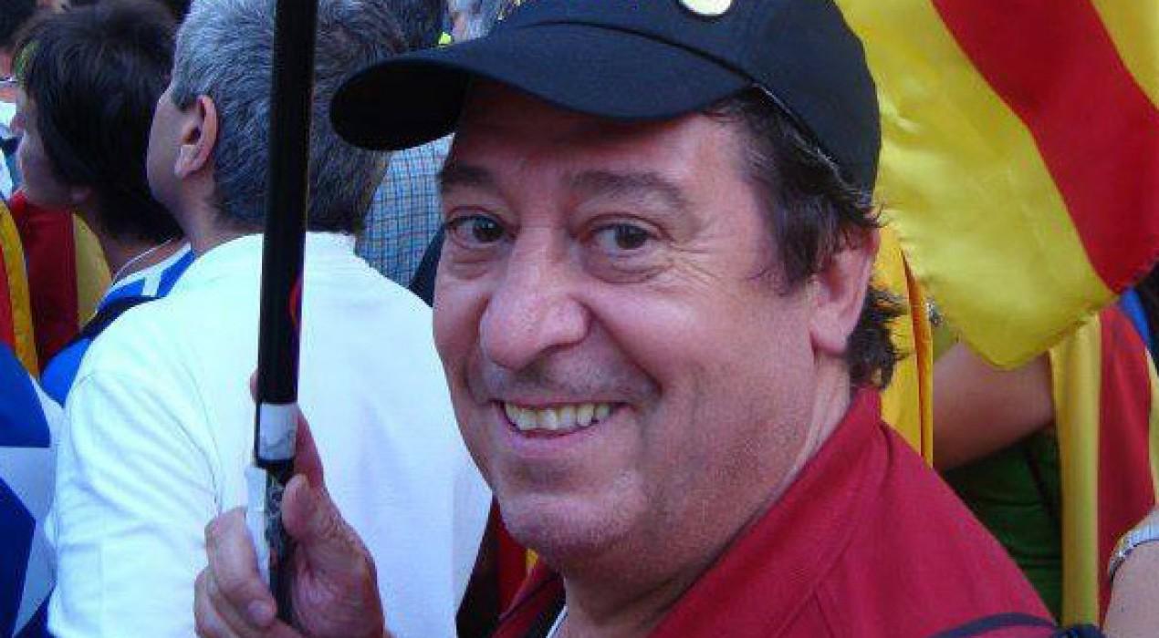 Mor Lluís Ballús i Planas, metge de Berga i un dels promotors de l'ANC a la ciutat