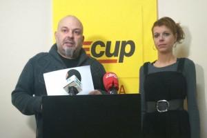 La CUP presenta a Berga comptes alternatius amb un estalvi de 630.000 euros