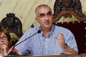 Juli Gendrau valora els seus vuit anys com alcalde de Berga