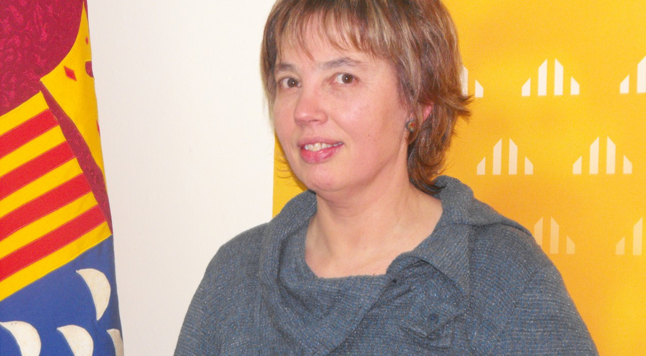 Ermínia Altarriba ja és oficialment cap de llista d'ERC a Berga