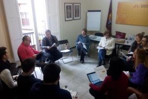 ERC reitera al Berguedà la seva intenció d'optar a la presidència del Consell Comarcal i no descarta un pacte d'esquerres