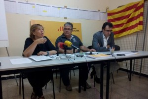 Ermínia Altarriba serà l'alcaldable d'ERC a Berga, pendent de la ratificació dels militants