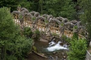 La Diputació lliura el projecte d'il·luminació dels Jardins Artigas de la Pobla de Lillet, que té un pressupost de 60.000 euros