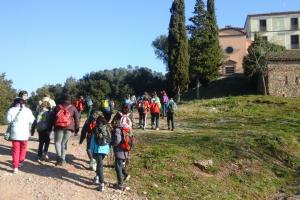 L'Escola Sant Joan de Berga dóna el tret de sortida al programa 'Coneguem els nostres parcs'