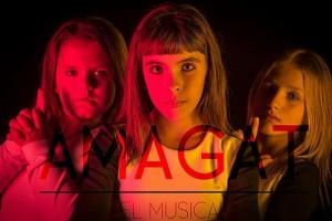 La companyia Bah! Teatre presenta el musical 'Amagat' a Berga