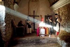 Bagà presenta el documental televisiu 'El Camí dels Càtars' amb un protagonisme destacat del municipi