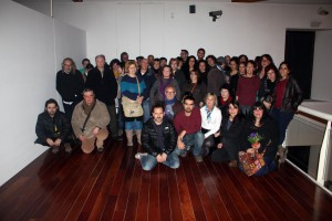Vuit parelles artístiques del Berguedà formen part d'un projecte per la salut mental