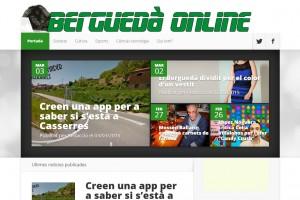 Berguedà Online, el portal satíric de la comarca, celebra el seu primer aniversari