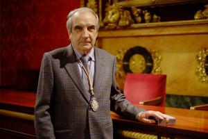 La Cambra de Comerç de Barcelona atorga la medalla d'honor a l'exdelegat berguedà Enric Montañà