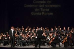 El músic berguedà Joan Casas impulsa l'homenatge al tenor Gaietà Renom