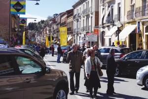 Sant Josep omple de fira i cotxes Gironella en la mostra que es fa aquest cap de setmana