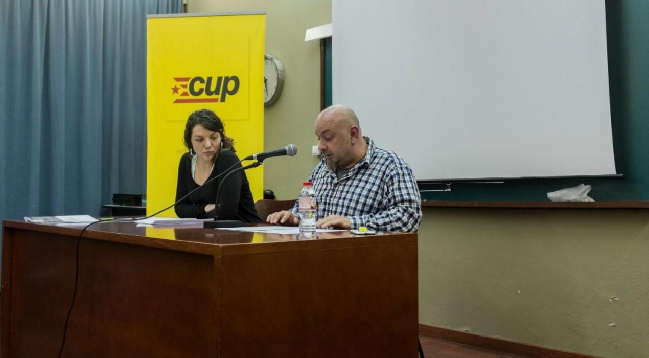 La CUP proposa convertir la plaça de Sant Pere en un museu a l'aire lliure de la Patum