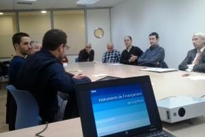 InnoBerguedà dóna suport a emprenedors del territori creant xarxa entre empreses