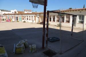 Els treballs de substitució de finestres i tancaments a l'Escola d'Olvan comportaran 40.000 euros d'estalvi energètic