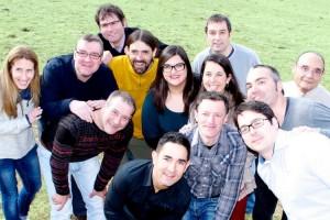 """Un equip encapçalat per Enric Pla es presenta per ERC a la Pobla amb la intenció de """"trencar-hi el bipartidisme local"""" de CiU i PSC"""