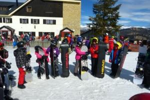 L'Escola Sant Joan acull el programa 'Esport Blanc Escolar', una prova pilot que es vol ampliar a la resta de centres de Berga