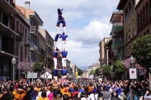 La Fira de Sant Josep llueix al matí i al migdia de diumenge malgrat la pluja del cap de setmana