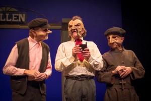 L'obra 'La visita de la vella dama' s'escenificarà diumenge a l'Ametlla de Merola