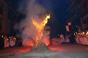Els templers retornen a Bagà el 14 i 15 de març