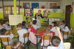 """L'Escola Vedruna acull un taller de cuina amb la xef Ada Parellada per ensenyar als nens i nenes """"la màgia de les verdures"""""""