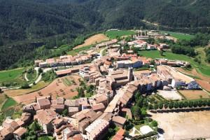 Borredà substitueix l'enllumenat públic del municipi