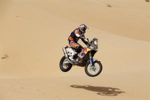 Marc Coma guanya l'Abu Dhabi Desert Challenge després de la neutralització de l'última etapa
