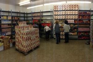 Neix el Banc d'Aliments de Gironella que cobrirà les necessitats de fins a 90 famílies de la vila
