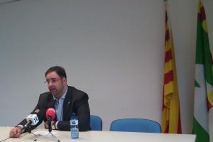 El president comarcal Sergi Roca deixa temporalment la primera línia política