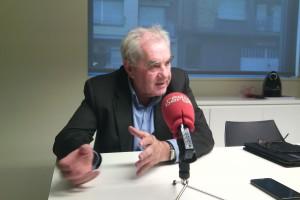 """Ernest Maragall: """"Per a què l'E-9 fins a Tolosa sigui possible, caldrà que el territori per on ha de passar reuneixi unes condicions que el facin indiscutible"""""""
