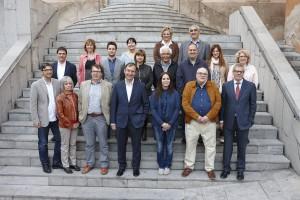 Convergència i Unió fa visibles els membres de la seva llista a Berga