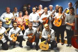 La música arriba al Teatre Esplai de l'Ametlla de Merola amb la Rondalla Puiggraciós i el seu espectacle 'Vaixells de Paper'