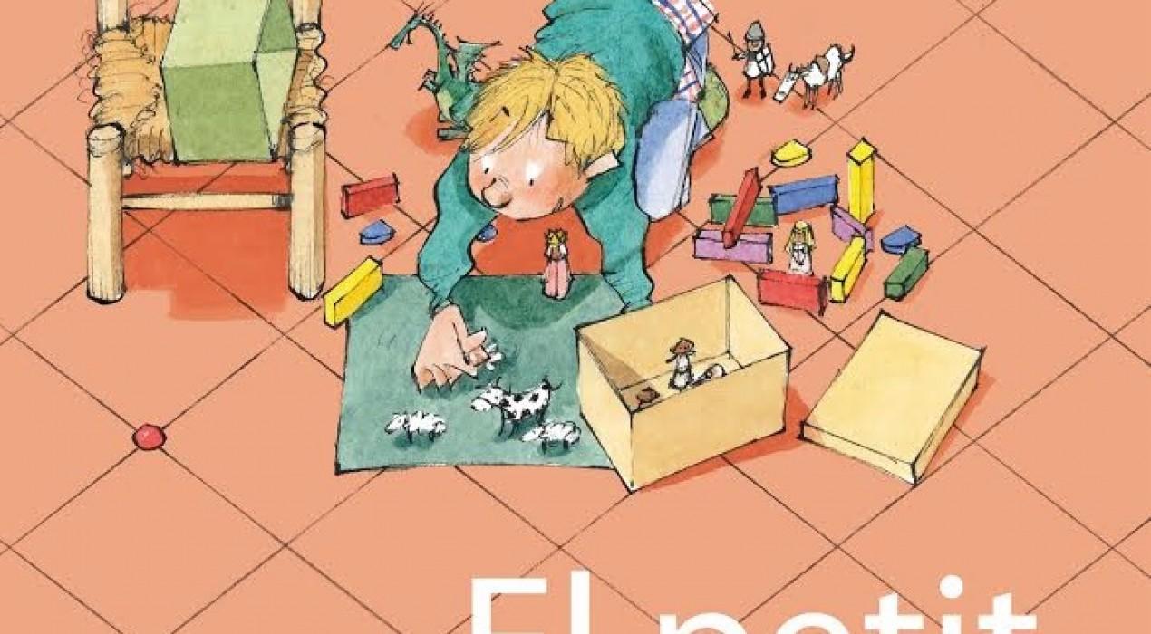 Gemma Rosell i Antonia Molera presenten per Sant Jordi el llibre infantil 'El Petit Cavaller'