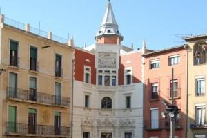 Berga arreglarà la part més alta de la teulada de l'edifici consistorial, que es troba en mal estat, després de Patum