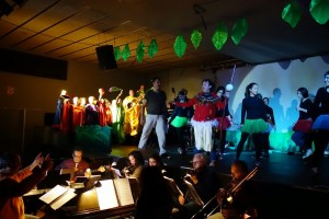 La Coral Estel estrena l'espectacle musical 'Una història d'Àfrica'