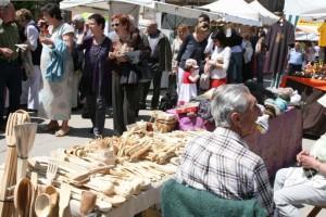 Casserres celebra aquest diumenge la 20a edició de la Fira del Comerç i Artesania del municipi
