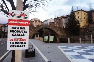 La Pobla de Lillet presenta una fira de proximitat dedicada al producte català