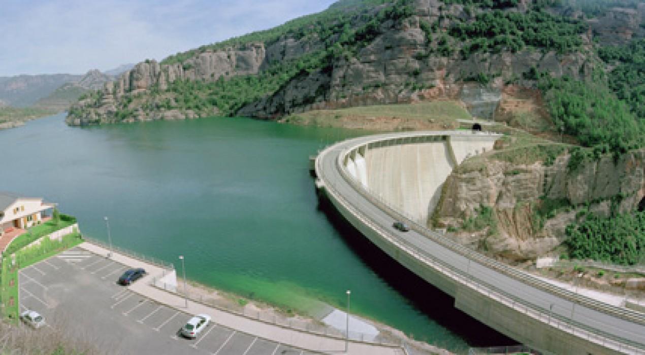 La xarxa de proveïment de la Llosa del Cavall entrarà en servei després de l'estiu incrementant la garantia d'aigua al Berguedà oest