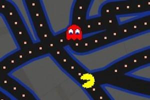 Juga al Pac-Man pels carrers de Berga