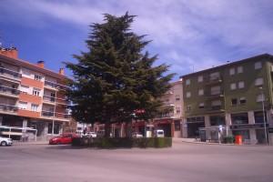 L'Ajuntament de Berga preveu iniciar les obres de reparació i millora de la rotonda de la plaça Gernika de cara el 7 d'abril