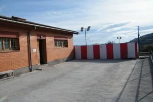 L'Ajuntament de Berga farà nous els vestidors del camp de futbol