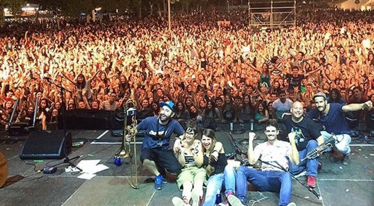 Un concert dels Catarres i el 10è aniversari dels Diables del Clot de l'Infern, protagonistes de la Festa Major a Puig-reig