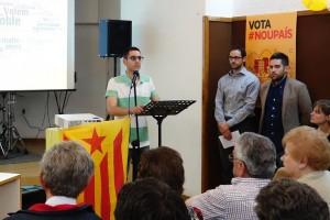 """La llista d'ERC a Gironella vol treballar per un poble """"transparent, humil, honest, amb les idees clares i participatiu"""""""