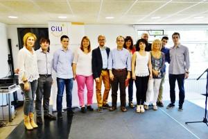 CiU de Gironella fa un balanç positiu de la legislatura i presenta les propostes per als propers quatre anys