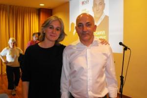 Joan Torres es mostra convençut que Iniciativa de Berga pot aconseguir diumenge entre 1 i 3 regidors